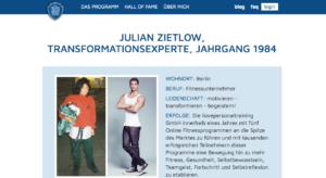 10 Wochenprogramm von Julian Zietlow