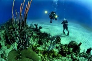Atemregler unterwasser