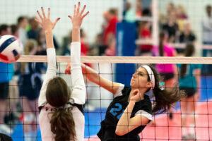 Die Regeln beim Volleyball sind recht einfach. Foto: corsteiner via Twenty20